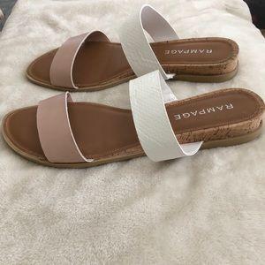 💕Rampage Sandals